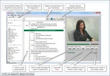 inData DepoView Info Screen
